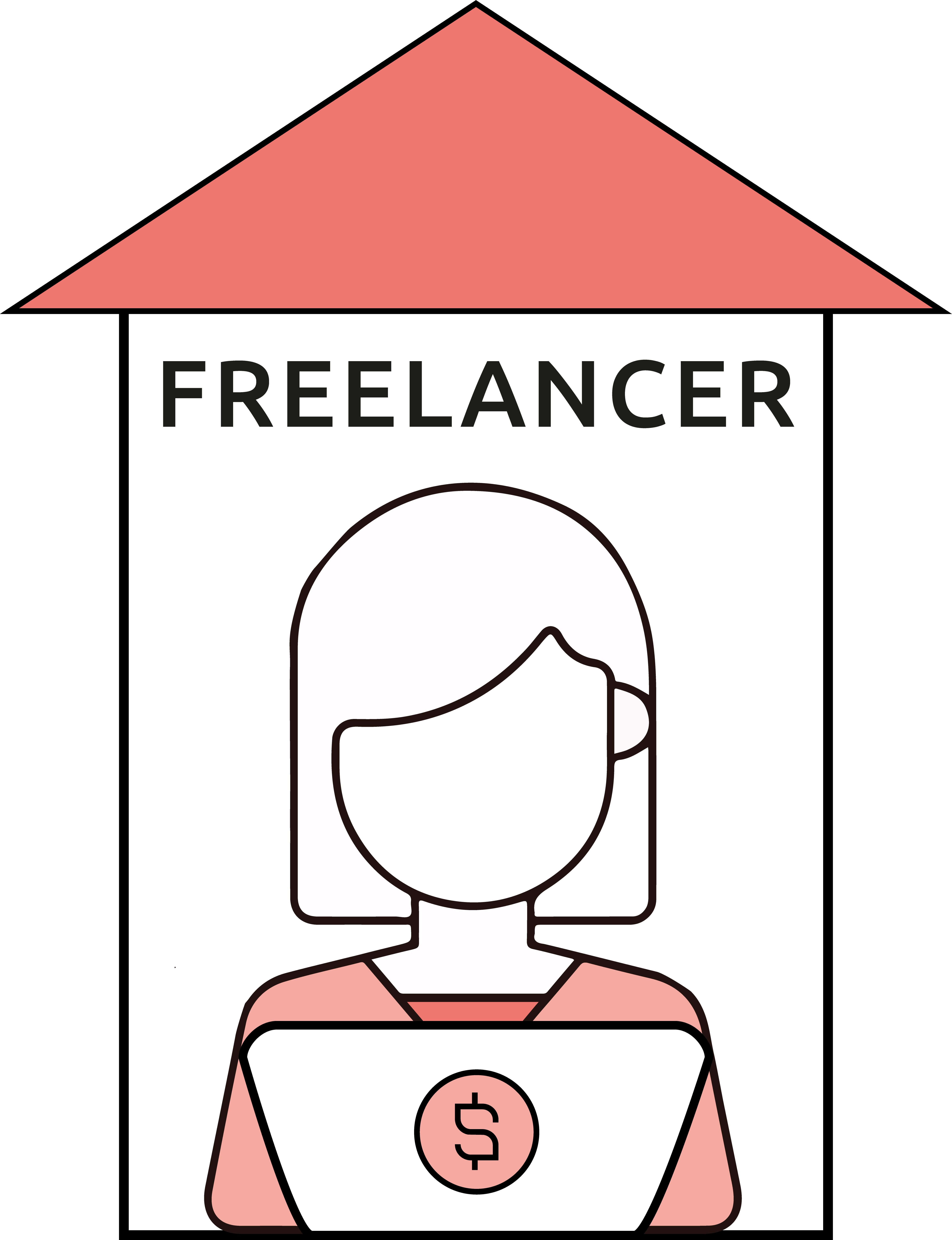 What is the difference between freelancer, self-employed and employee?