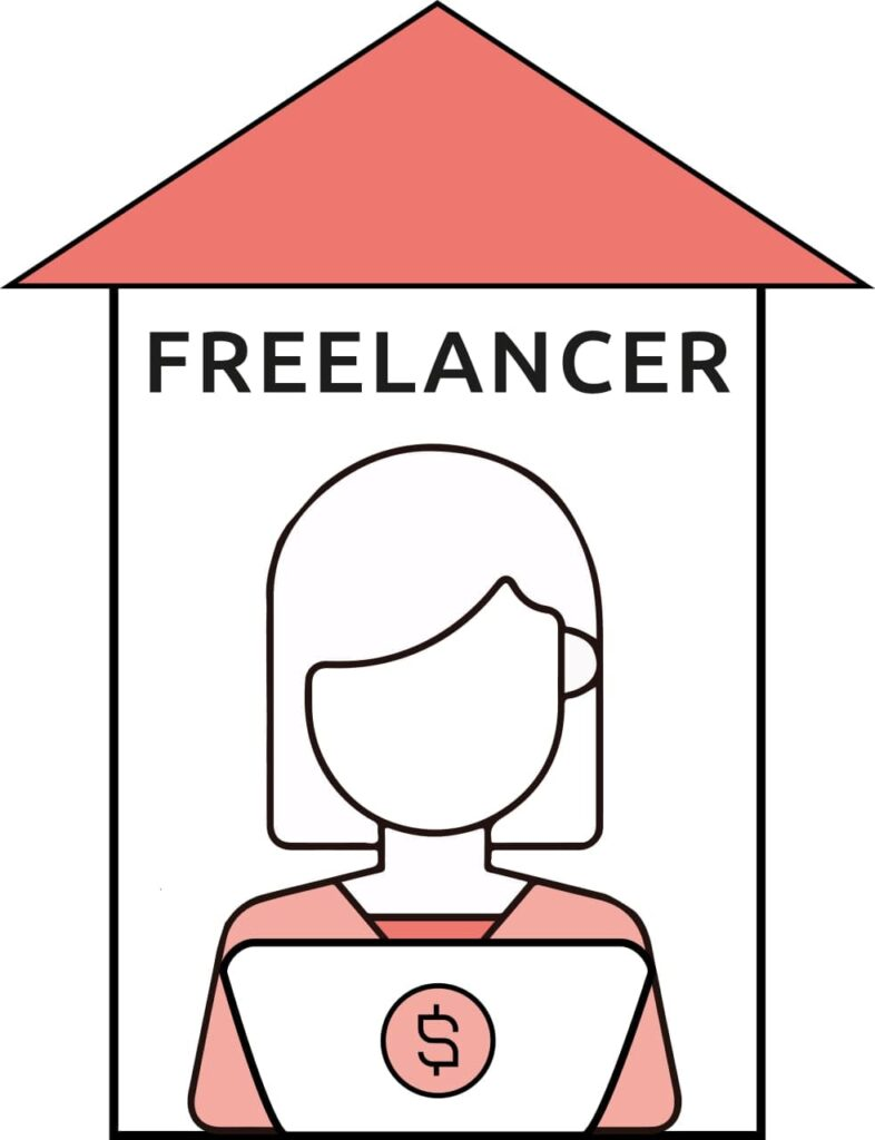 freelancer self-employed denmark